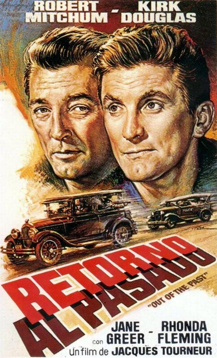 out of the past affiche espagnole