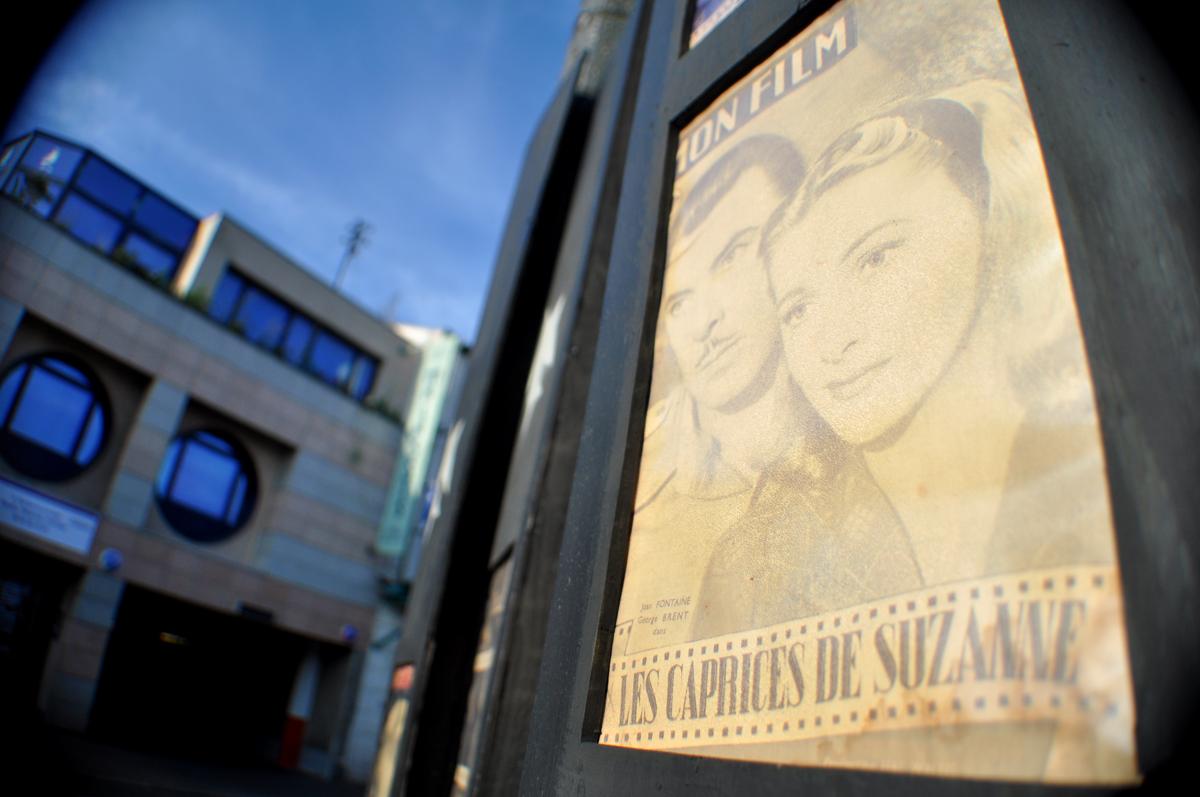 old school street movie posters