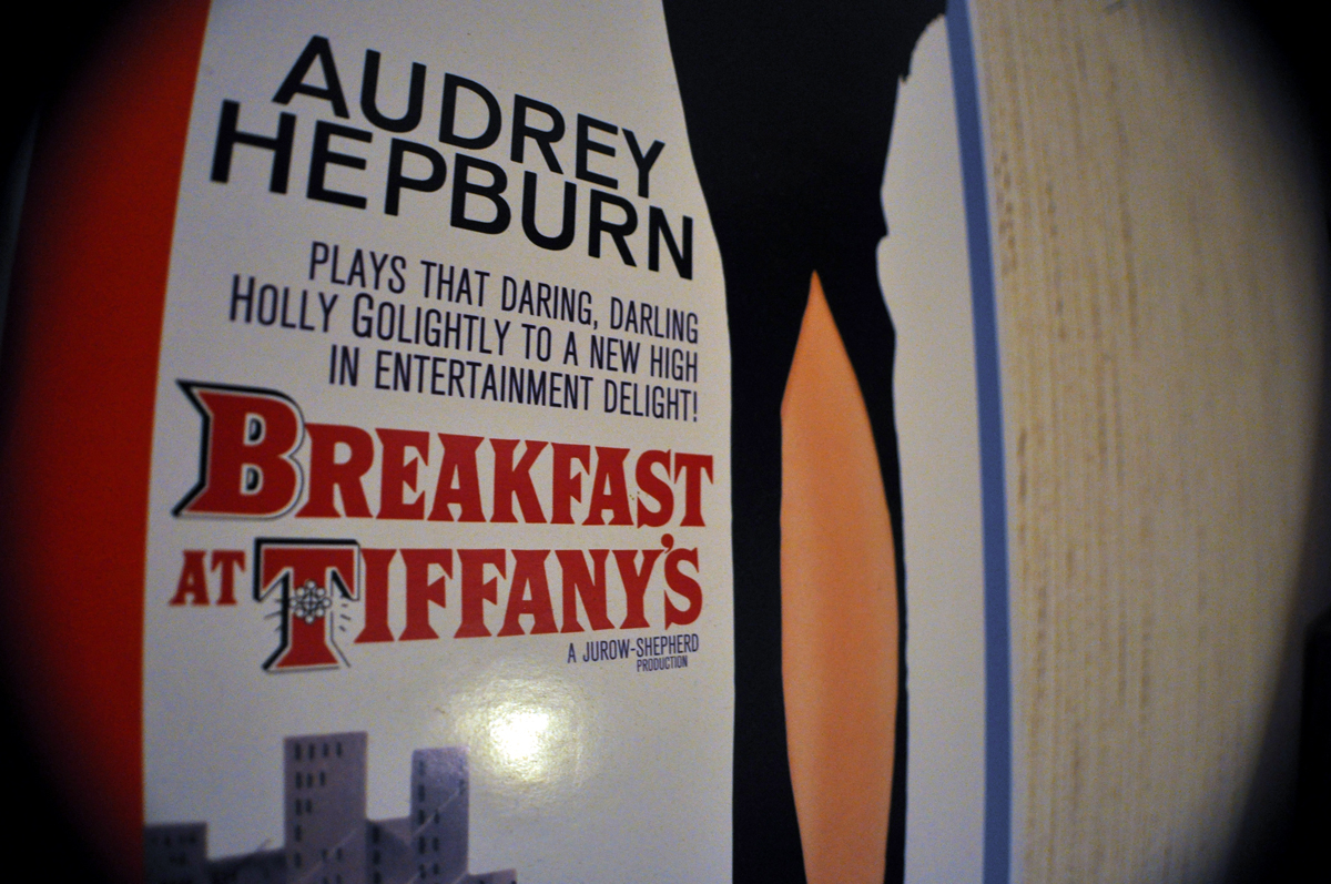 an analysis of breakfast at tiffanys Breakfast at tiffany's analysis literary devices in breakfast at tiffany's   breakfast at tiffany's is told in the first person from the point of view of an  unnamed.